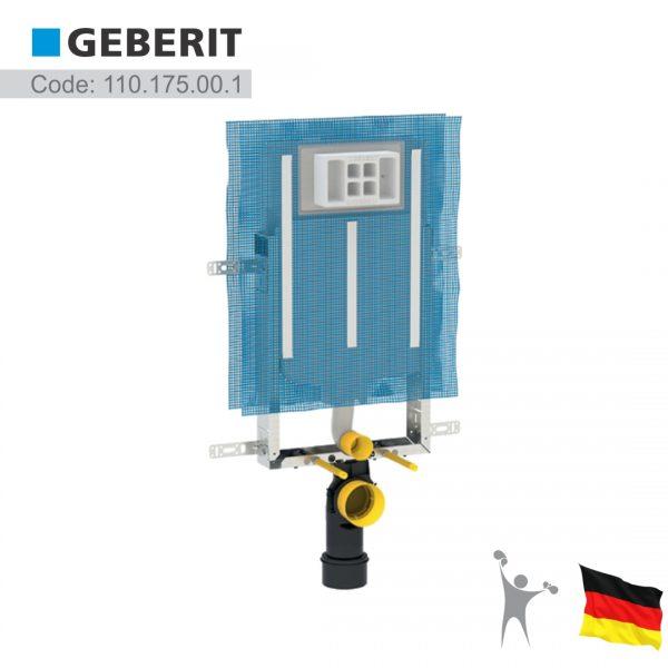 فلاش-تانک-توکار-استراکچر-نیم-فریم-کمبی-فیکس-وال-هنگ-گبریت-آلفا-Geberit-Kombifix-Alfa-8cm-Product-110.175.00.1