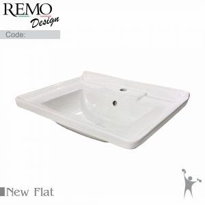 کاسه-روشویی-کابینتی-رمو-دیزاین-مدل-نیو-فلت-New-Flat-Product