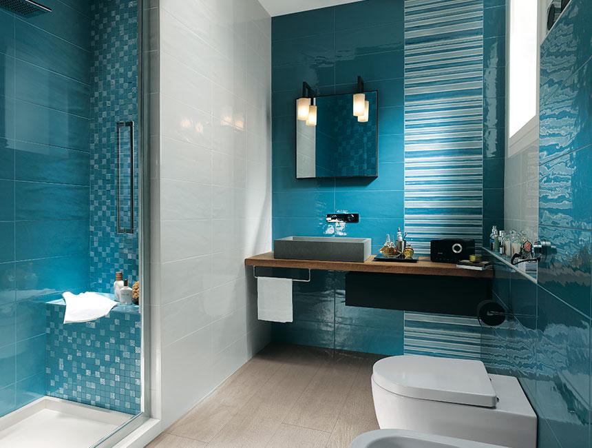 ایده طراحی سرویس بهداشتی آبی